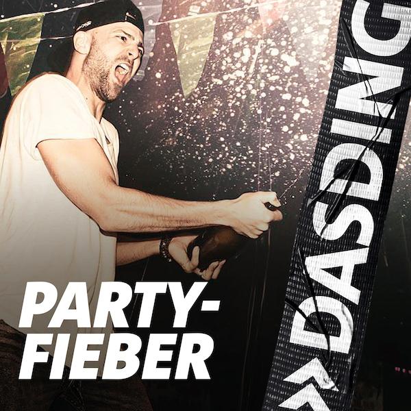 DASDING Partyfieber Logo