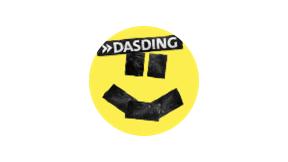 DASDING Rap Logo