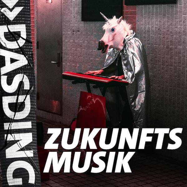 DASDING Zukunftsmusik Logo