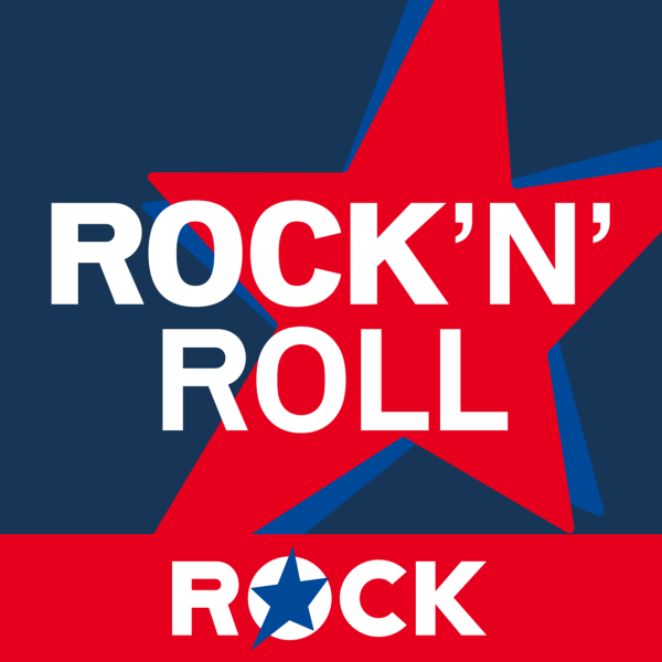 ROCK ANTENNE Rock 'n' Roll Logo