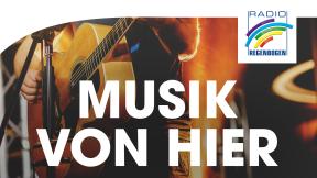 Radio Regenbogen Musik von hier Logo