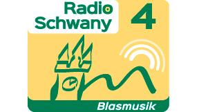 Schwany 4 Blasmusik Logo