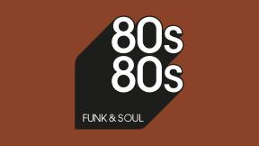 80s80s Funk & Soul Logo