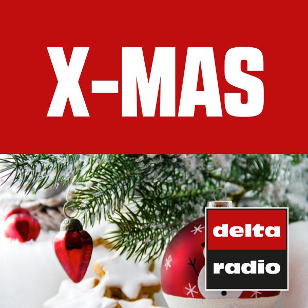 delta radio XMas Logo