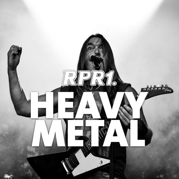RPR1. Heavy Metal Logo