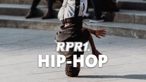 RPR1. Hip-Hop Logo