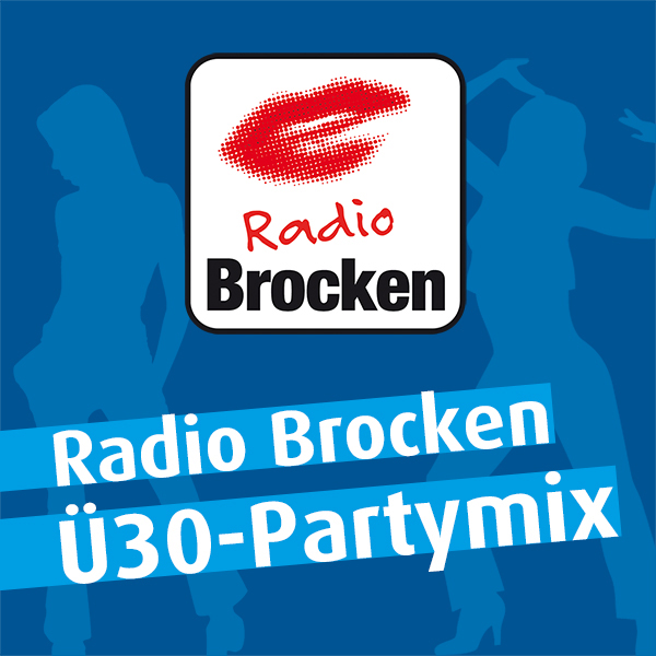 Radio Brocken Ü30 Partymix Logo