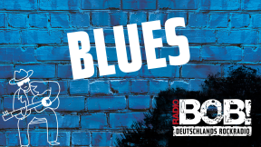 RADIO BOB! - Blues Logo