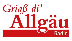 Griaß di Allgäu Radio Logo