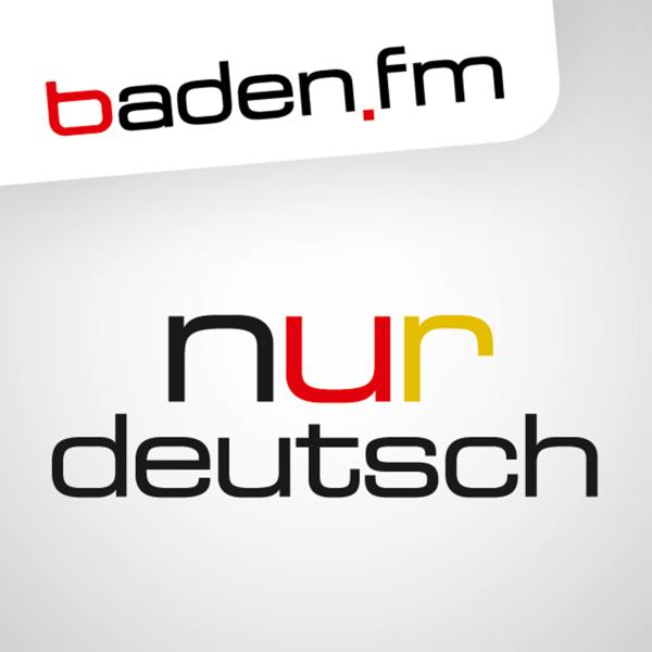 baden.fm NUR deutsch Logo