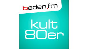 baden.fm kult 80er Logo