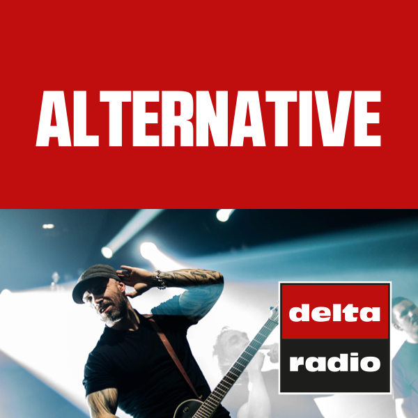 delta radio ALTERNATIVE Logo