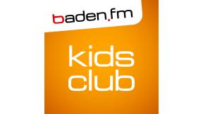 baden.fm kidsclub Logo