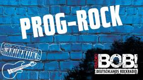 RADIO BOB! - Prog Rock Logo