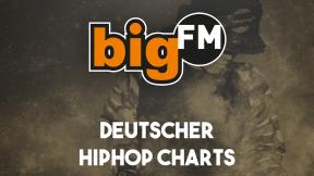 bigFM Deutsche Hip-Hop Charts Logo