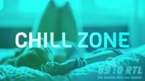 89.0 RTL Chill Zone Logo