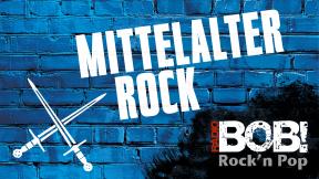 RADIO BOB! - Mittelalter Rock Logo