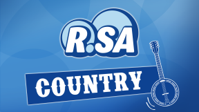 R.SA Country Logo
