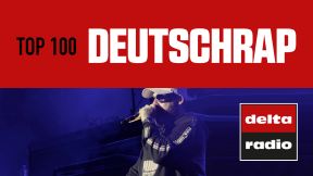 delta radio Top 100 Deutsch-Rap Logo