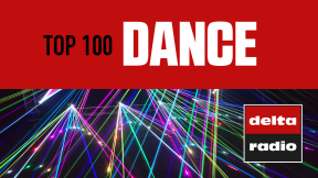 delta radio Top 100 Dance Logo