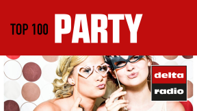 delta radio Top 100 Party Logo