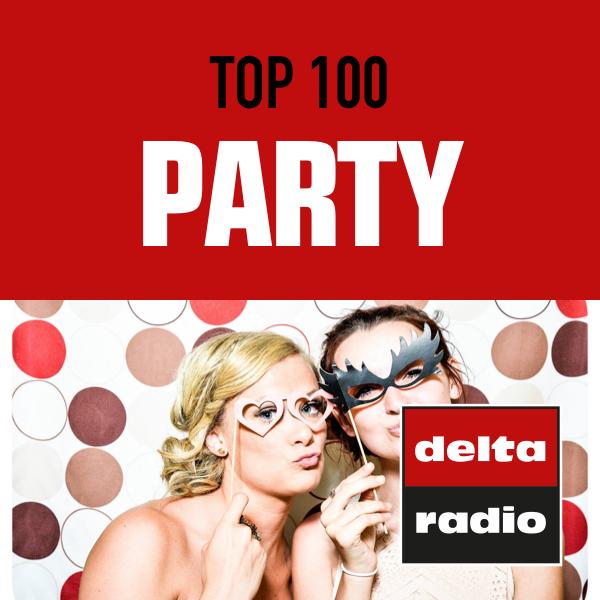delta radio Top 100 Party Logo
