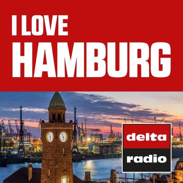 delta radio I Love Hamburg Logo