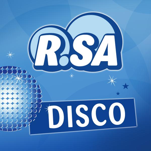 R.SA Disco Logo