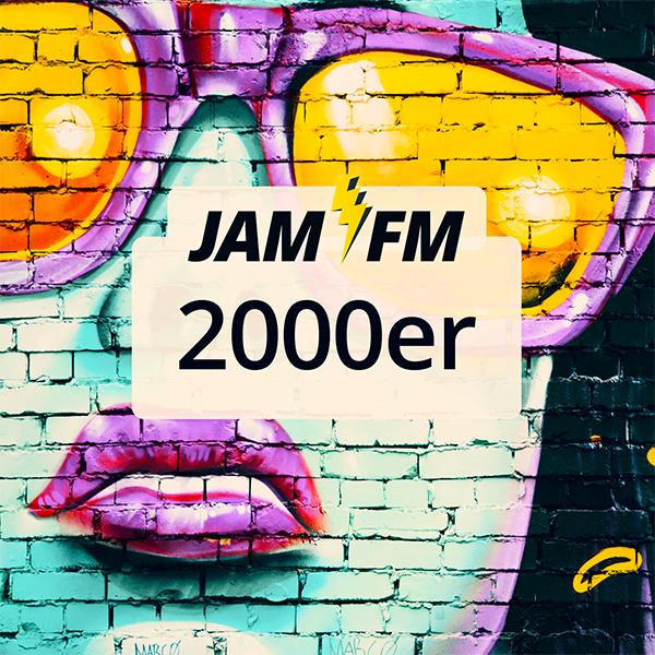 JAM FM 2000er Logo