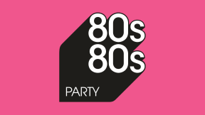 80s80s Party Logo