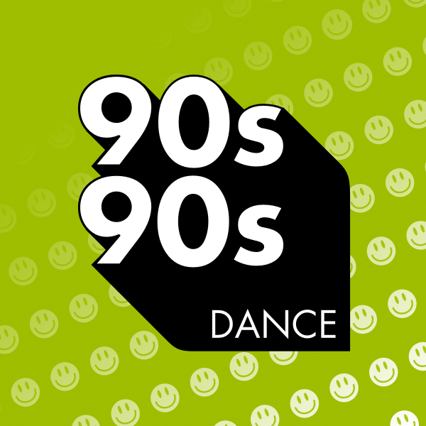 90s90s Dance Logo