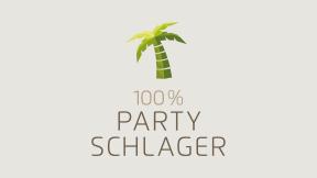 Schlagerplanet Radio 100% Partyschlager Logo