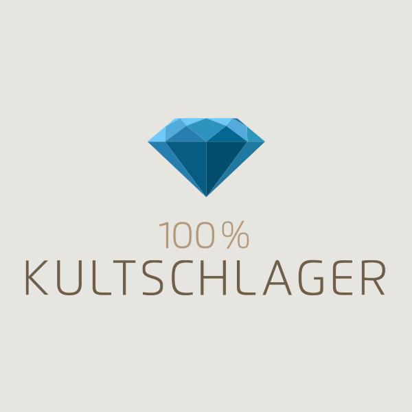 Schlagerplanet Radio 100% Kultschlager Logo
