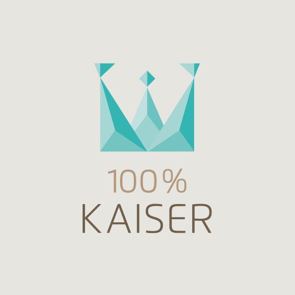 Schlagerplanet Radio 100% Kaiser Logo