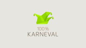 Schlagerplanet Radio 100% Karneval Logo