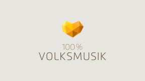 Schlagerplanet Radio 100% Volksmusik Logo