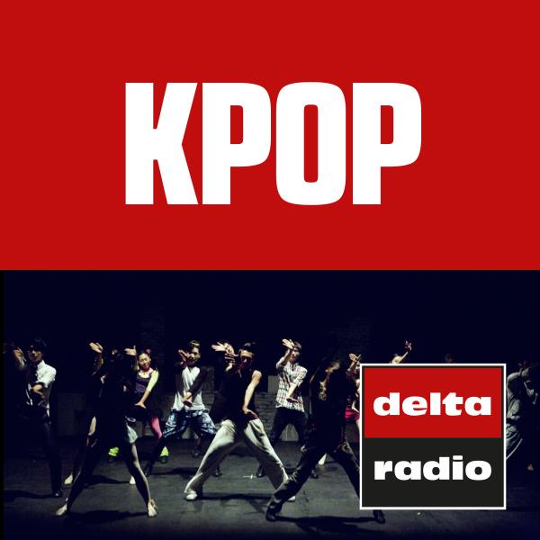 delta radio KPop Logo