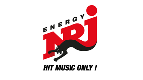 ENERGY - HIT MUSIC ONLY ! Logo