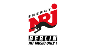 ENERGY Berlin - HIT MUSIC ONLY ! Logo