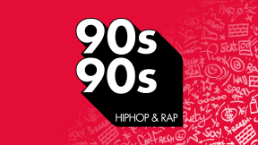90s90s HipHop Logo