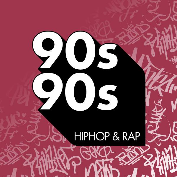 90s90s HipHop Logo
