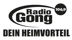 106,9 Radio Gong Würzburg Logo