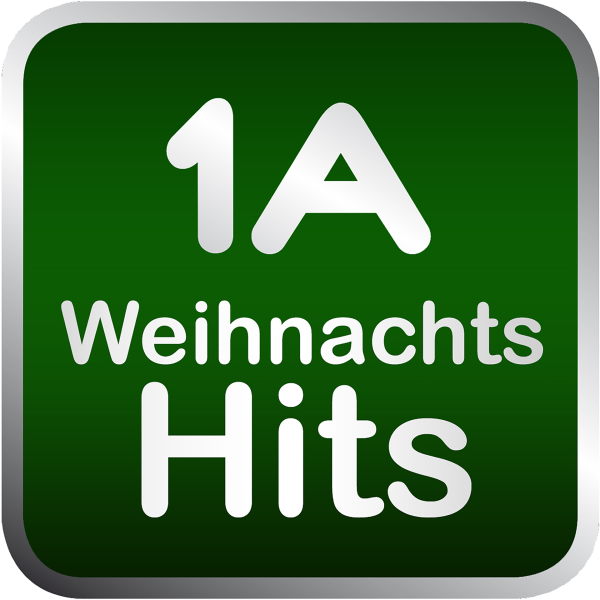 1A Weihnachts Hits Logo