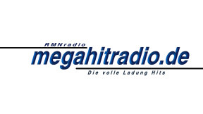 Megahitradio by RMNradio Logo