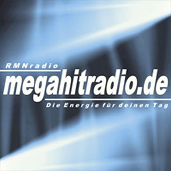 Megahitradio by RMNradio Logo