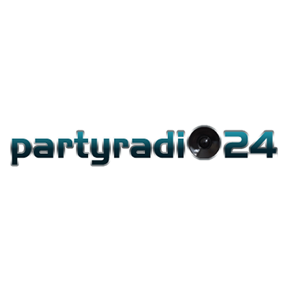Partyradio24 by RMNradio Logo