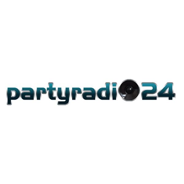 Partyradio24 by RMNradio Logo