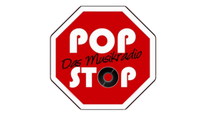 Popstop by RMNradio Logo
