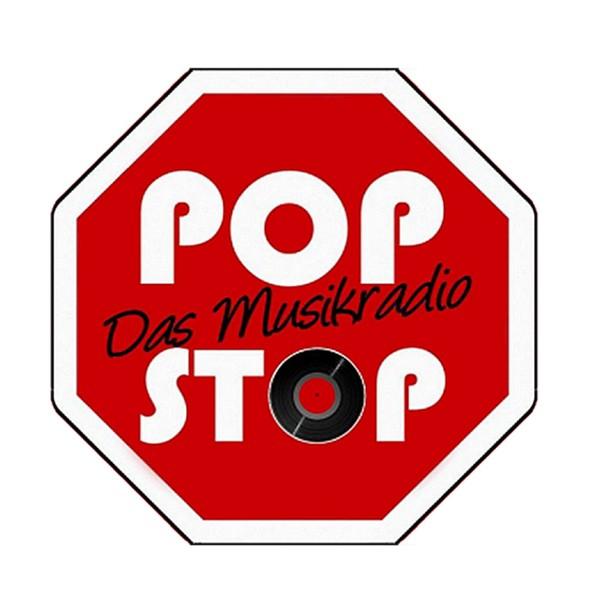 Popstop by RMNradio Logo