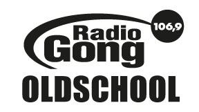 Radio Gong Würzburg - Oldschool Logo